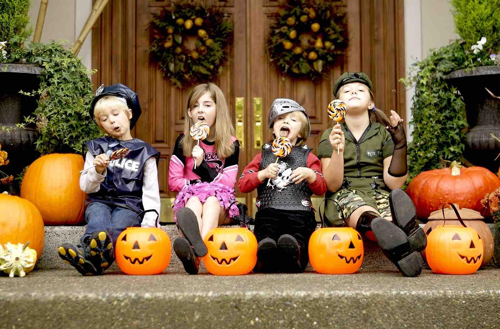 Bambini, ad Halloween occhio ai denti!